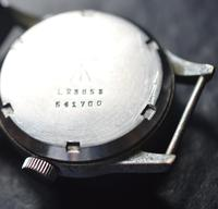 WW2 Record British Military Issue Wrist Watch (2 of 6)