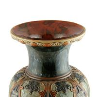Large Royal Doulton Salt Glazed Vase (2 of 8)
