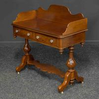 Victorian Mahogany Washstand (2 of 9)