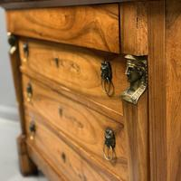 French Empire Commode with Marble Top (4 of 12)