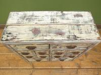 Reclaimed Hand Made Bank of Drawers (6 of 20)