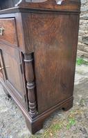 Georgian Oak Dog Kennel Dresser (21 of 27)