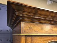 Edwardian Inlaid Satinwood Wardrobe (20 of 30)