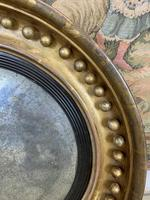 Stunning English Regency Convex Mirror With Eagle (6 of 6)