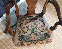 Quality Burr Walnut Child's Chair (12 of 13)