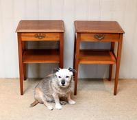Pair of Yew Tables (5 of 10)