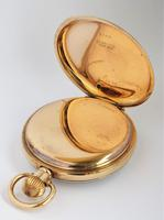Antique 1920s Swiss pocket watch. (4 of 5)