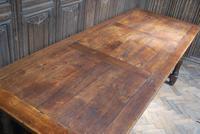 French Oak Kitchen Farmhouse Table (2 of 9)