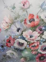 Watercolour Vibrant Flowers Listed Artist Jack Carter (8 of 10)