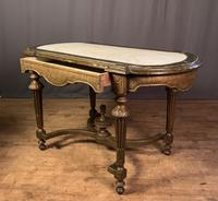 Napoleon III Giltwood Library or Sofa Table (5 of 13)