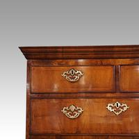George III Walnut Chest on Chest (7 of 13)