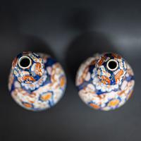 Pair of 19th Century Imari Vases (5 of 8)