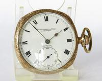 1930s Thomas Russell pocket watch (4 of 4)