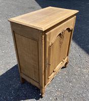 French Bleached Oak Side Cupboard (12 of 16)