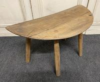 Early Primitive Lamp Table (4 of 10)
