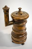 19th century Swiss Pot Pourri Container