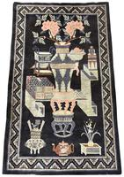 Vintage Chinese Pao Tao Rug (6 of 10)