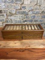 Rare 1920's Silk Thread Box