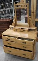 Brights of Nettlebed Country Pine Dressing Table (3 of 6)
