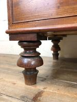 Antique Mahogany Chest of Drawers (5 of 8)