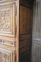 Antique French Housekeepers Cupboard (6 of 11)