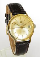 Gents Tissot Visodate Seastar wrist watch, 1965 (2 of 6)