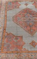 Massive Antique Ushak Carpet 597x525cm (10 of 13)