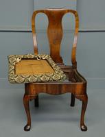 George II Walnut Side Chair c.1730 (9 of 12)