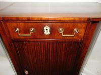 18th Century Dutch Mahogany Side Cabinet (5 of 8)