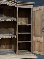 French Bleached Oak Farmhouse Kitchen Dresser (17 of 26)