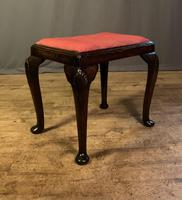 Early 18th Century Fruitwood Stool (7 of 11)