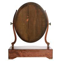 Georgian Serpentine Dressing Mirror (5 of 8)