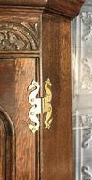 Gothic Style Oak Corner Cabinet (10 of 14)