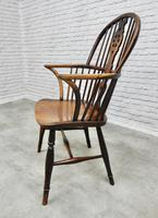 Thames Valley Highback Windsor Armchair (7 of 9)