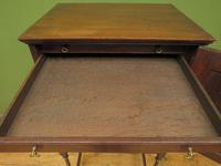Antique Victorian Collectors Chest Cabinet on Stand, Lockable (8 of 17)