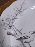 Staffordshire Bird Plate (3 of 5)