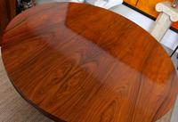 William IV Rosewood Breakfast Table Tilt Top Centre Dining Table (10 of 12)