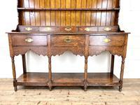 Antique Welsh Oak Pot Board Dresser (2 of 10)