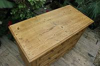 Gorgeous! Stunning! Big! Victorian Pine Chest of Drawers - We Deliver! (3 of 8)