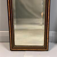 Pair of Amboyna & Ebonised Pier Mirrors (5 of 9)