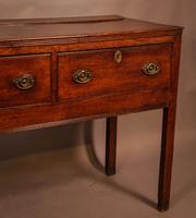 Georgian Oak Serving Dresser (5 of 7)