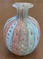 Victorian Venetian Glass Vase c.1880 (3 of 5)