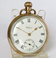 1907 Waltham Pocket Watch (2 of 5)