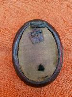 Antique Sterling Silver Hallmarked Small Picture Frame 1899 (8 of 8)