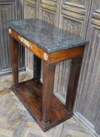 French Empire Console / Hall Table (6 of 7)