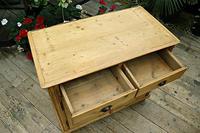 Old Georgian Pine Dresser Base / Sideboard / Cupboard / Cabinet - We Deliver! (4 of 10)