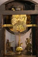 Massive Buele Mantle Clock Double Fusee (14 of 17)