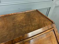 George I Style Burr Walnut Bureau (12 of 18)