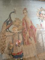 19th Century Oriental Scene Needlepoint (2 of 9)