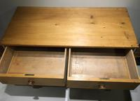Large Early Victorian Chest of Five Drawers (8 of 8)